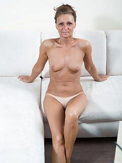 Small Tits Mature Pics